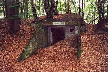 Munitionsbunker